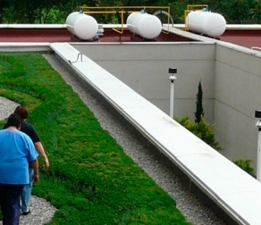 Techos Verdes, una alternativa que contribuye al ahorro de energía